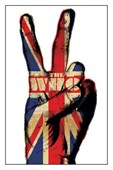 Union Jack Peace Sign The Who
