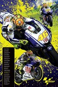 The Legendary Valentino Rossi Moto GP