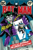 The Joker's Back in Town! Batman: DC Comics