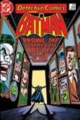The Dark Knight's Rogues Gallery Batman: DC Comics
