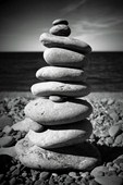 Pebble Stack Wilfried Kreicichwost