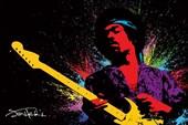 PopArt Jimi Hendrix