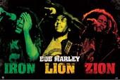 Iron, Lion, Zion Bob Marley