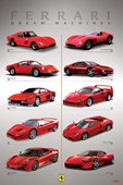 Dream Machines Legendary Ferraris