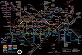 London Underground Map Spectacular Underground Structure