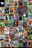 The World's Greatest Super Heroes DC Comics Montage