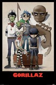 All Here Gorillaz
