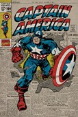 A True Marvel Hero Captain America