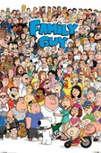 Character Compilation Family Guy