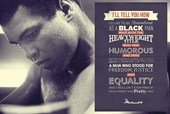 Freedom, Justice & Equality Muhammad Ali