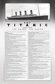 100 Years, 100 Facts Titanic
