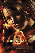 Jennifer Lawrence is Katniss Everdeen The Hunger Games