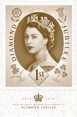 Diamond Jubilee Celebratory Stamp Queen Elizabeth II