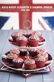 Union Jack Cupcakes Howard Shooter