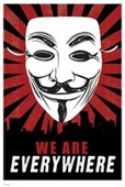 We Are Everywhere V for Vendetta
