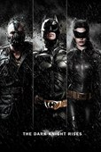 Terrifying Trio! Batman:The Dark Knight Rises