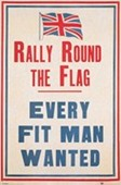 Rally Round the Flag Every Fit Man Wanted