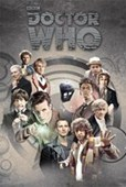 Time Lords Through Time Doctor Who