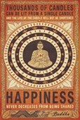 Happiness Buddhist Values