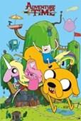 Finn & Friends Adventure Time