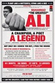 A Champion, A Poet, A Legend Muhammad Ali
