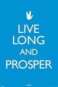 Live Long & Prosper Star Trek