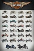 Evolution of the Motor Bike Harley Davidson