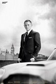 Smooth, Suave & Sophisticated Daniel Craig is James Bond