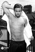 A Vision in Black & White Tom Daley