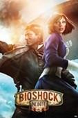 Booker & Elizabeth Bioshock Infinite