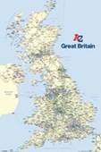 The A-Z of Great Britain Geographers' A-Z Map Company