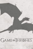 Dragon Shadow Game of Thrones