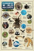 Extraordinary Creatures Guinness Book of World Records