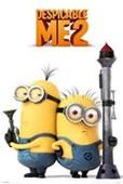 The Armed Minions Despicable Me 2