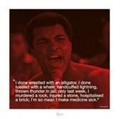 I'm So Mean I Make Medicine Sick Muhammad Ali