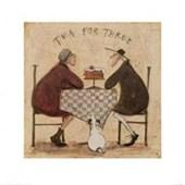 Tea for Three Sam Toft