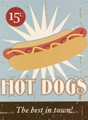 The Best in Town! Hot Dogs
