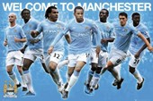 Welcome to Manchester Manchester City