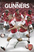 The Gunners 2011/2012 Arsenal Football Club