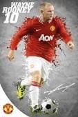 Wayne Rooney Manchester United Football Club