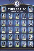 Squad Profiles 2011/12 Chelsea Football Club