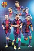Star Players Barcelona Football Club