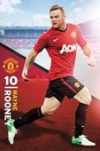 Wayne Rooney Manchester United Football Club