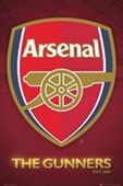 The Gunners Club Crest Arsenal Football Club