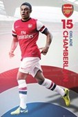 Oxlade Chamberlain Arsenal Football Club