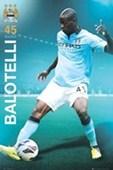 Mario Balotelli Manchester City Football Club