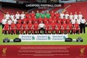 Team Photo 2012/13 Liverpool Football Club
