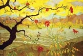 Apple Tree With Red Fruit Paul Ranson