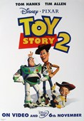 Woody, Jessie & Buzz Toy Story 2