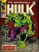 Monster Unleashed The Incredible Hulk